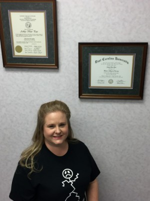 Ashley Goldston, PT, MSPT : General Practitioner